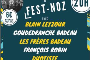 06 Janvier 2018 Fest noz de sortie de disque           Aigrefeuille sur Maine (44) Trio Roblin Evain Badeau
