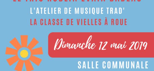 Fest deiz à Maisdon sur sèvre 12 mai 2019